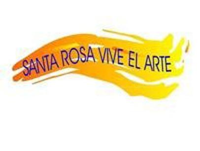 Logo Santa Rosa Vive el Arte ampliado